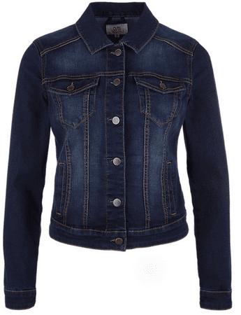 Q/S designed by dámská bunda XS tmavo modrá