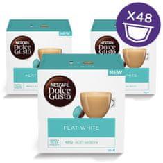 NESCAFÉ Dolce Gusto® kávové kapsle Flat White 3balení