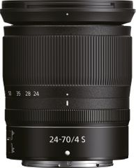 Nikon Nikkor Z 24-70 mm F4 S