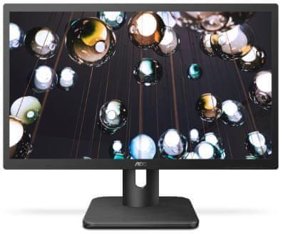 AOC LED monitor 22E1D, 21.5''