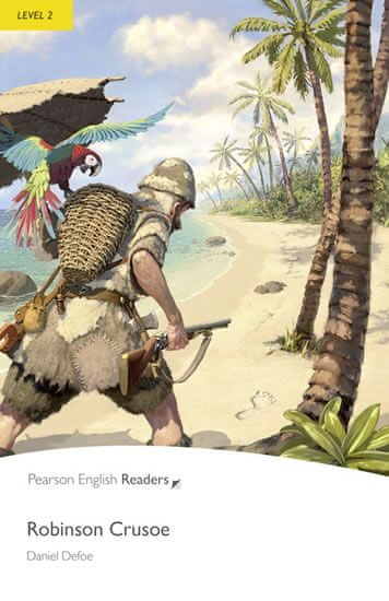 Defoe Daniel: Level 2: Robinson Crusoe