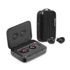 Promate promate-brezžične slušalke PowerBeat TWS s polnilno postajo, 5000 mAh - Odprta embalaža