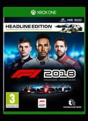 F1 2018 - Headline Edition (XONE)