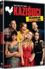 Kazišuci   - DVD