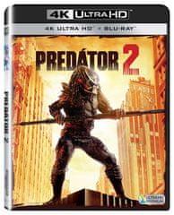 Predátor 2 (2 disky) - Blu-ray + 4K ULTRA HD
