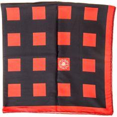 VERSACE 19.69 dámský černý šátek