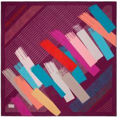 VERSACE 19.69 dámský růžový šátek