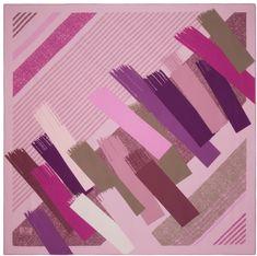 VERSACE 19.69 dámský růžový šátek 96fcaa301d