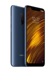 Xiaomi Pocophone F1, 6GB/64GB, Global Version, Blue
