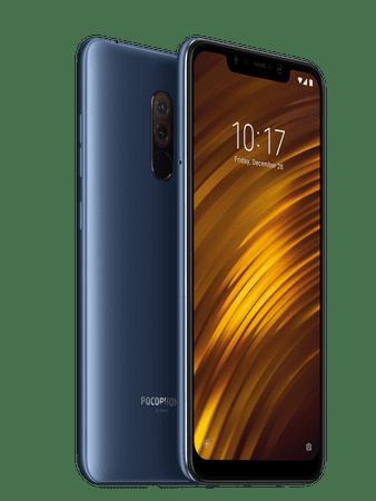 Xiaomi Pocophone F1, 6GB/128GB, Blue