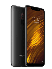 Xiaomi Pocophone F1 mobiltelefon, 6GB/128GB, Global Version, Black