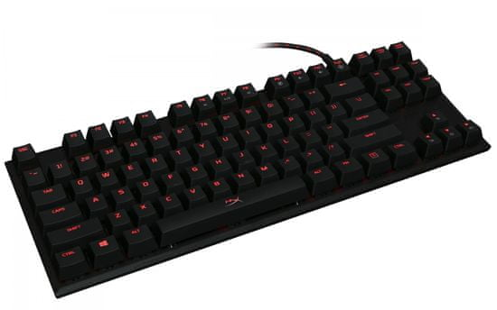 HyperX gaming tipkovnica HyperX ALLOY FPS Pro gaming, Cherry MX Blue