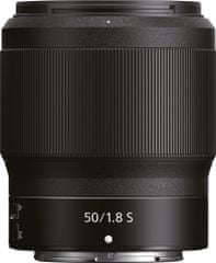 Nikon Nikkor Z 50 mm f1,8 S
