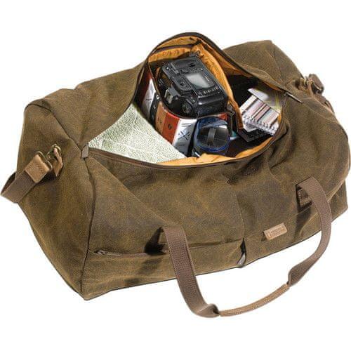 National Geographic potovalna torba Africa NG-6120, rjava