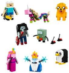 LEGO Ideas 21308 Czas na przygodę