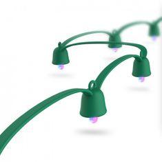 MiPOW Playbulb String chytrý LED řetěz - rozšíření 5 m