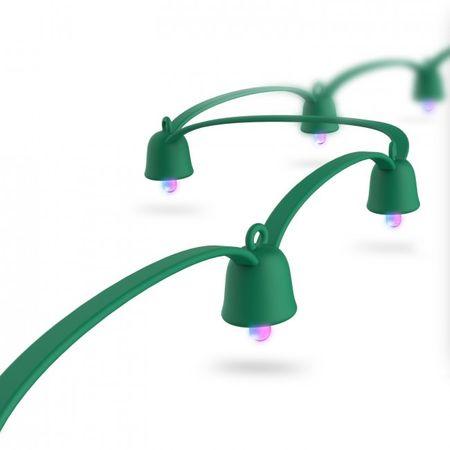 MiPOW Playbulb String łańcuch LED - rozszerzenie 5 m