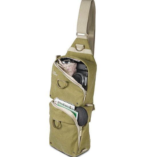 National Geographic manjša torba s pasom NG-4475, zelena