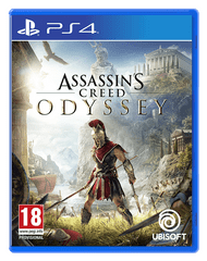 Ubisoft igra Assassin's Creed Odyssey Standard Edition (PS4)