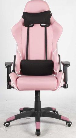 pisarniški stol Racing Pro, K-8950, roza