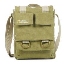 National Geographic ramenska torba NG-2300, zelena
