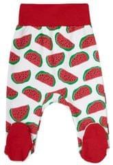 Garnamama Dětské polodupačky s melouny