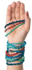 Spin Master Cool Makers Náhradní nitě do náramkovače - jewels