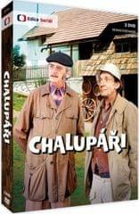 Chalupáři - remasterovaná verze (3DVD) - DVD