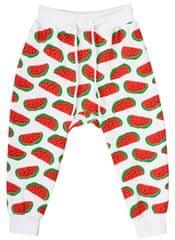 Garnamama Dětské tepláčky s melouny