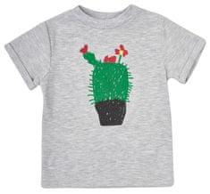 Garnamama koszulka dziecięca z kaktusem