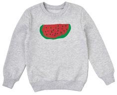 Garnamama Dětská mikina s melounem