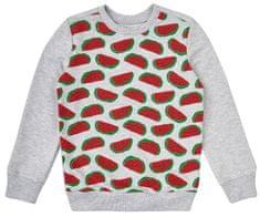 Garnamama otroški pulover z lubenicami