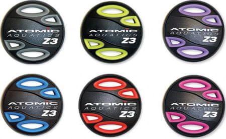 ATOMIC AQUATICS Sada Colour kit Z3, Atomic, modrá