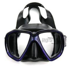 BARE Maska DUO B černá