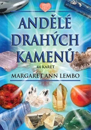 Lembo Margaret Ann: Andělé drahých kamenů + 44 karet