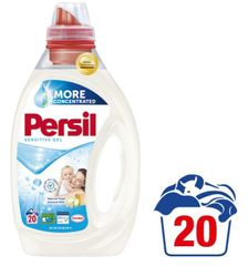Persil Sensitive gel 1 l (20 praní)