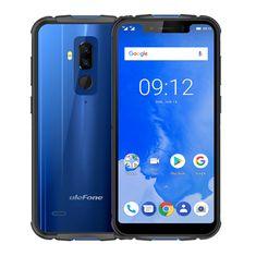 Ulefone Armor 5, 4/64GB, Dual SIM, modrý - rozbaleno