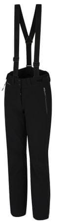 Hannah damskie spodnie softshell Marchesa, Anthracite, 36