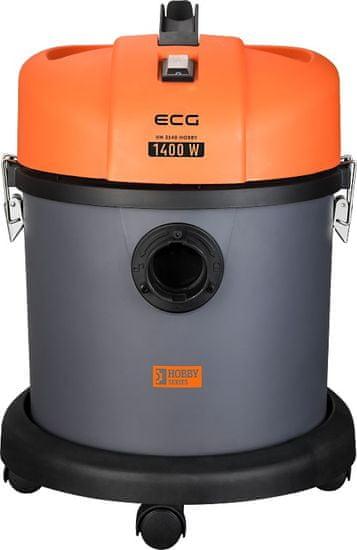 ECG VM 3140 Hobby sesalnik, suhi in mokri