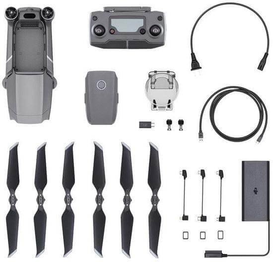 DJI dron Mavic 2 Zoom, 4K kamera