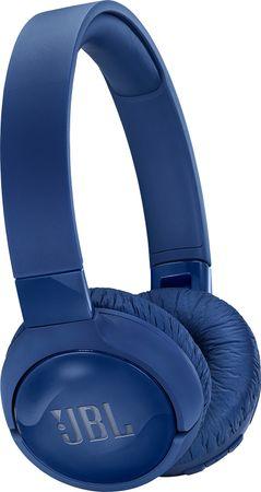 JBL T600BTNC, modrá
