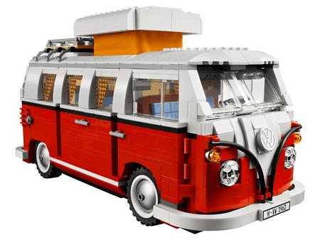 LEGO avtobus Creator Expert 10220 Volkswagen T1 Camper Van