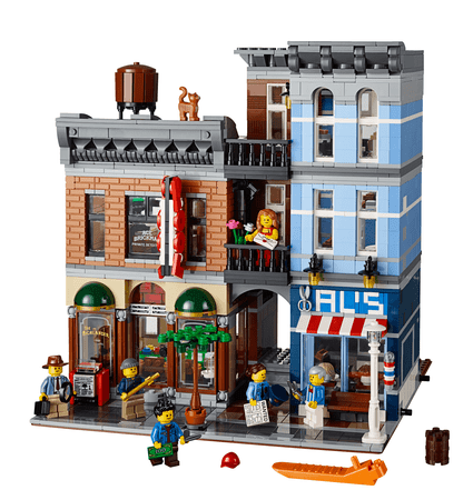 LEGO Zestaw Creator Expert 10246 Biuro Detektywistyczne