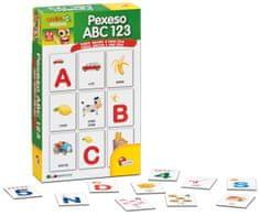 Lisciani Pexeso ABC 123