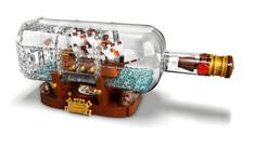 LEGO Ideas 21313 Loď v láhvi