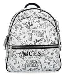 Guess dámský bílý batoh