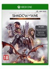 Middle-Earth: Shadow of War - Definitive Edition (XONE)