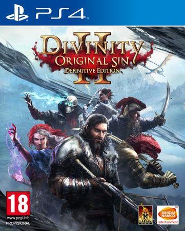 Divinity: Original Sin 2 - Definitive Edition (PS4)