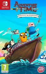 Namco Bandai Games igra Adventure Time: Pirates of the Enchiridion (Switch)