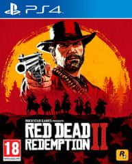 Take 2 igra Red Dead Redemption 2 (PS4)
